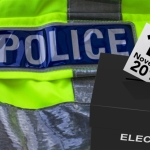"Image for the Documentary programme ""Police Elections - Time to Choose"""