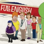 "Image for the Sitcom programme ""Full English"""