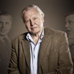 "Image for the Nature programme ""Attenborough: 60 Years in the Wild"""