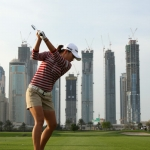 "Image for the Sport programme ""Dubai Ladies Masters Golf"""