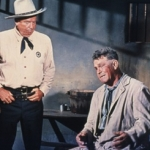 "Image for the Film programme ""The Comancheros"""