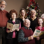 "Image for the Film programme ""A Grandpa for Christmas"""