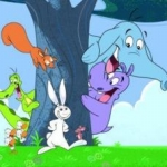 "Image for the Childrens programme ""My Friend Rabbit"""