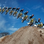 "Image for the Entertainment programme ""Nitro Circus"""