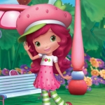 "Image for the Childrens programme ""Strawberry Shortcake's Berry Bitty Adventures"""