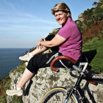 "Image for the Travel programme ""Britain by Bike"""