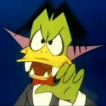 "Image for the Animation programme ""Count Duckula"""