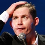 "Image for the Comedy programme ""Lee Evans"""