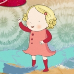 "Image for the Childrens programme ""Tilly and Friends"""