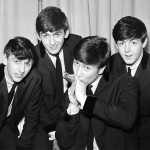 "Image for the History Documentary programme ""Love Me Do: The Beatles '62"""