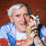 "Image for the Documentary programme ""Exposure Update: The Jimmy Savile Investigation"""