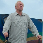 "Image for the Documentary programme ""Chris Tarrant: Extreme Railways"""
