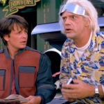 "Image for the Film programme ""Back to the Future Part II"""