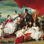 "Image for the History Documentary programme ""Queen Victoria's Children"""