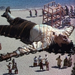 "Image for the Film programme ""The 3 Worlds of Gulliver"""