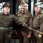 "Image for the Documentary programme ""Don't Panic! The Dad's Army Story"""