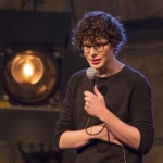 "Image for the Comedy programme ""Numb: Simon Amstell Live at the BBC"""