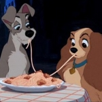 "Image for the Film programme ""The Lady and The Tramp"""