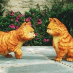 "Image for the Film programme ""Garfield 2: A Tail of Two Kitties"""