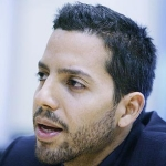 "Image for the Entertainment programme ""David Blaine: Magic Man"""