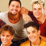 "Image for the Music programme ""Take That"""