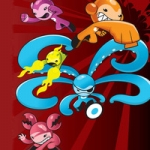 "Image for the Childrens programme ""Sushi Pack"""