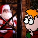 "Image for the Childrens programme ""Little Howard's Big Christmas Question"""