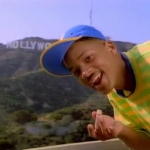 "Image for the Sitcom programme ""The Fresh Prince of Bel-Air"""