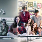 "Image for the Drama programme ""My Mad Fat Diary"""