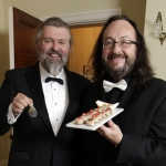 "Image for the Cookery programme ""The Hairy Bikers' Everyday Gourmets"""