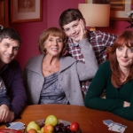 "Image for the Sitcom programme ""Being Eileen"""