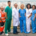 "Image for the Health programme ""Benidorm ER"""