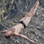 "Image for the Sport programme ""Red Bull Cliff Diving"""