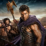 "Image for the Drama programme ""Spartacus: War of the Damned"""