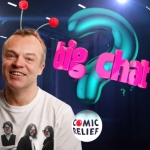 "Image for the Chat Show programme ""Comic Relief's Big Chat with Graham Norton"""
