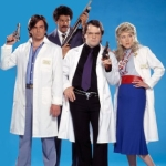 "Image for the Comedy programme ""Garth Marenghi's Darkplace"""