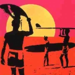 "Image for the Film programme ""The Endless Summer"""