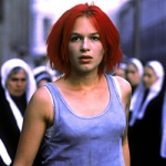 "Image for the Film programme ""Run Lola Run"""