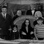"Image for the Sitcom programme ""The Addams Family"""