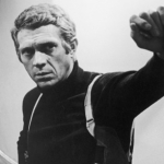 "Image for the Film programme ""Steve McQueen - The Essence Of Cool"""