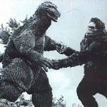 "Image for the Film programme ""King Kong vs Godzilla"""