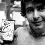"Image for the Film programme ""The Devil and Daniel Johnston"""
