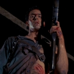 "Image for the Film programme ""Evil Dead II"""
