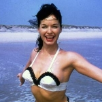 "Image for the Film programme ""The Notorious Bettie Page"""