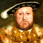 "Image for the History Documentary programme ""The Six Wives of Henry VIII"""