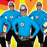 "Image for the Childrens programme ""The Aquabats! Super Show!"""