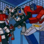 "Image for the Animation programme ""Transformers"""