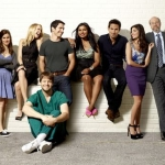 "Image for the Sitcom programme ""The Mindy Project"""