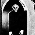 "Image for the Film programme ""Nosferatu"""