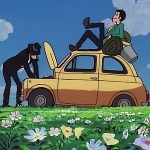 "Image for the Film programme ""The Castle of Cagliostro"""